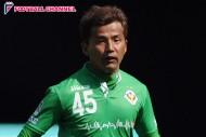 東京V、44歳MF永井と契約更新を発表。今季は18試合1アシスト