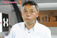 C大阪、大熊清新監督の就任を正式発表。今季はプレーオフ含めた3試合で指揮