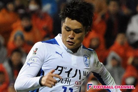 大分、MF為田が福岡へ完全移籍。FW高松は契約更新
