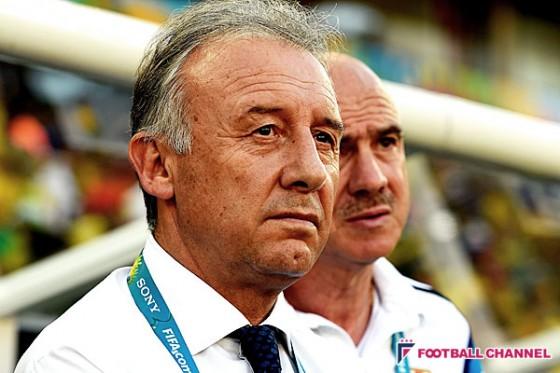 ザッケローニ監督が中国スーパーリーグに参戦? 北京、上海が候補か