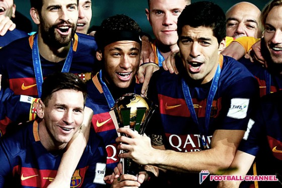 バルサ、世界で最も人気のあるクラブに。ファンが1億人に達する