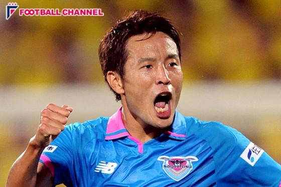 FC東京が鳥栖MF水沼を完全移籍で獲得。タイトル獲得に意欲燃やす
