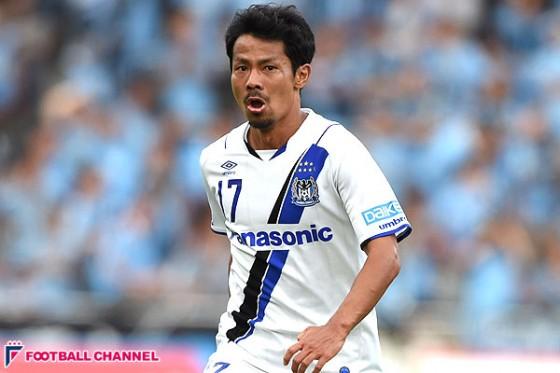 名古屋、37歳MF明神を獲得。G大阪では8つの主要タイトルに貢献