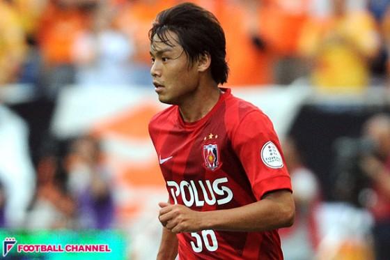 浦和、ユース出身の4選手の期限付き移籍を発表。DF岡本は湘南へ