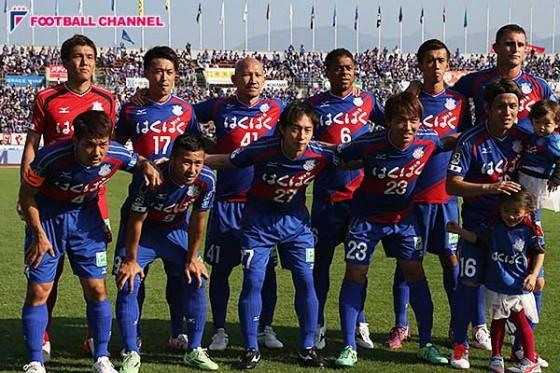 甲府、ニウソンら3選手の加入を発表。柴村とジウトンはJリーグでプレー経験も