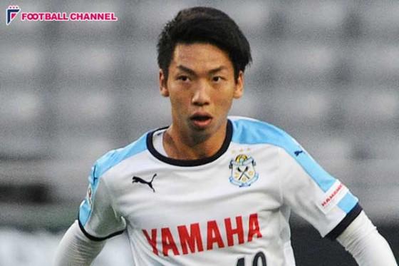 磐田、川辺のレンタル期間延長へ。昨季はJ1昇格に貢献「成長して恩返しをしたい」