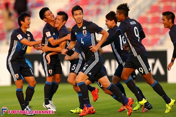 U-23日本、植田のゴール守りきり北朝鮮に辛勝。リオ五輪予選初戦を制す