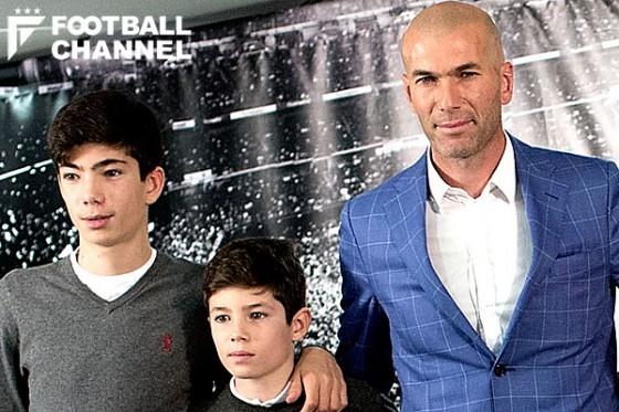 レアル、ジダン氏の息子も強制帰国か。未成年者移籍に関する違反で