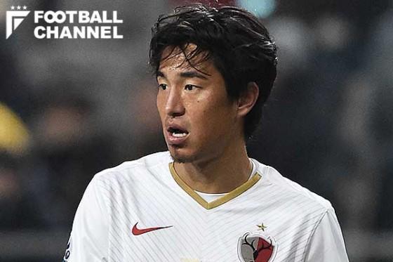 鹿島、MF金崎のポルティモネンセ復帰を発表。昨季はナビスコ杯優勝に貢献も