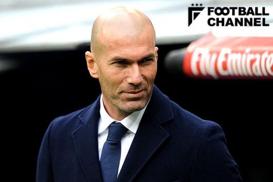 ジダン監督、FIFAから息子たちへの制裁に怒り心頭「ばかげている」