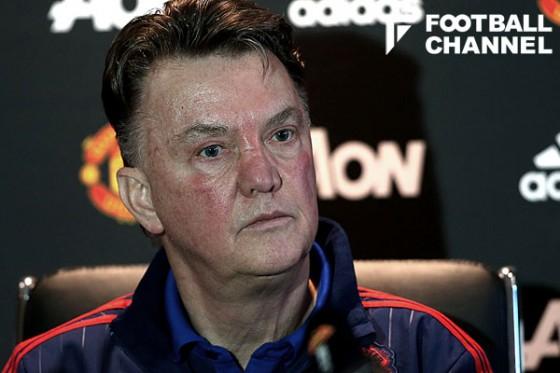 V・ハール監督、ストレス過多で今季限りでの辞任を検討。後任はモウリーニョか