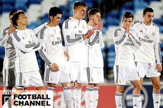 レアル、FIFAが13名の未成年選手の公式戦出場を禁止。移籍規約違反の影響で