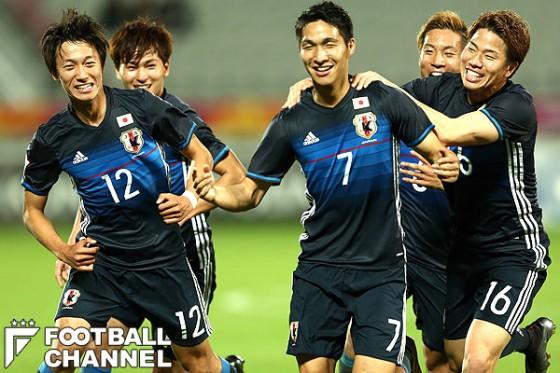 リオ五輪出場を決めたU-23日本代表