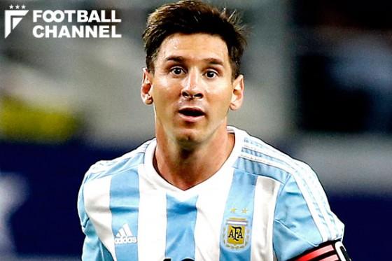 アルゼンチン代表のリオネル・メッシ