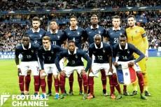 EURO2016に開催国として臨むフランス代表チーム