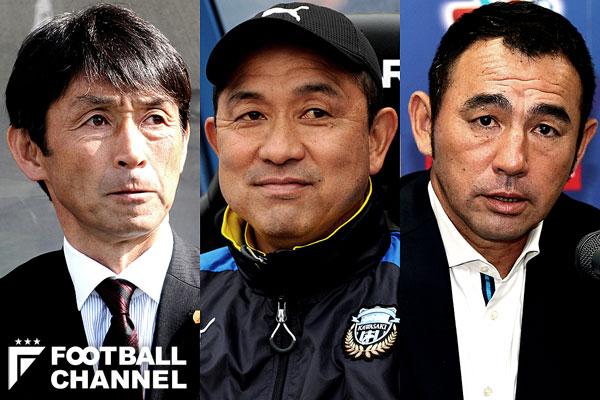 【英国人の視点】Jリーグで結果残す日本人監督。プロリーグでプレーした第一世代の台頭