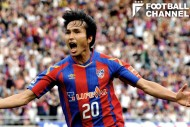 FC東京の前田遼一