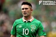 アイルランド代表歴代最多キャップ、最多ゴールを誇るロビー・キーン