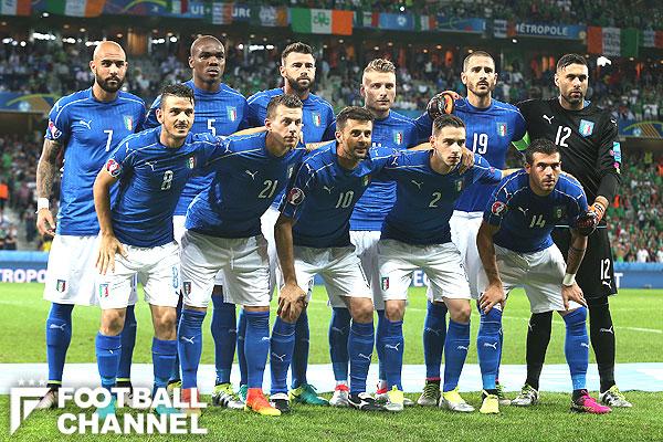 イタリア代表、天敵スペインは勝...