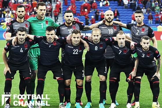 アルバニア代表
