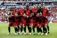 EURO2016を制覇したポルトガル代表