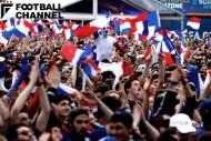 レ・ブルーの躍進に盛り上がったフランスサポーター