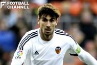 バレンシアからバルセロナへの移籍が決まったアンドレ・ゴメス