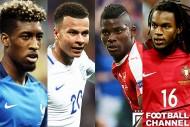 "EUROで各国代表入りしたU-20選手10人。""ブレイク必至?"" 未来のスター候補生たち"