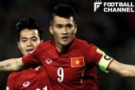 ベトナムのスター選手として有名なレ・コン・ビン。コンサドーレ札幌(当時)でもプレーした