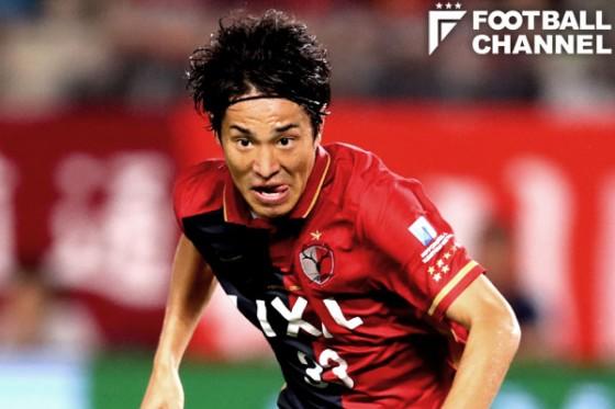 鹿島アントラーズの金崎夢生は日本代表から落選となった