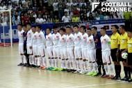フットサルW杯に挑むベトナム代表