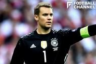 数多くの優秀なGKがひしめくドイツにあって、代表の正キーパーを務めているマヌエル・ノイアー