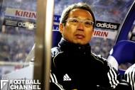 イビツァ・オシム監督の後任として日本代表監督に就任した岡田武史氏