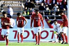 名古屋グランパスはクラブ史上初のJ2降格が決まった