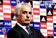 日本代表を率いるヴァイッド・ハリルホジッチ監督【写真:Getty Images】