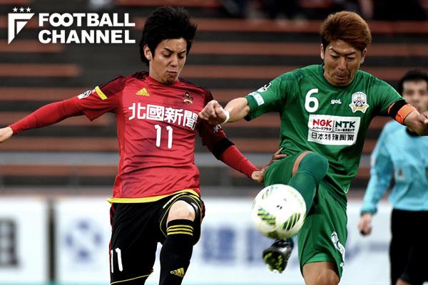 ツエーゲン金沢、FC岐阜