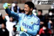 松本山雅FCのシュミット・ダニエル