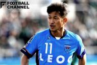 2月26日のJ2開幕戦に出場した横浜FCのFW三浦知良