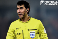 UAE対日本の試合を担当したラフシャン・イルマトフ主審