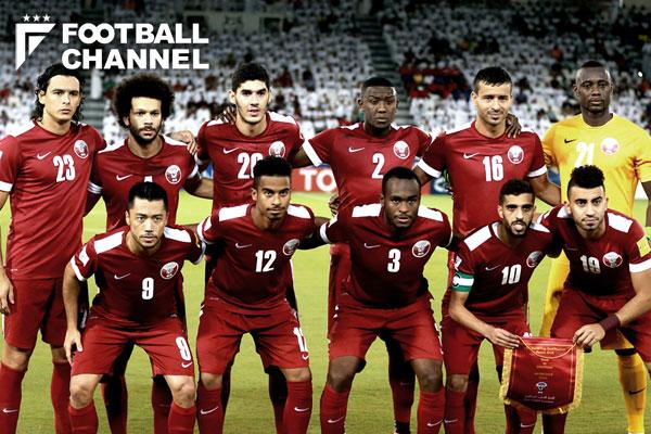 """カタール、""""開催国枠でW杯初出場..."""
