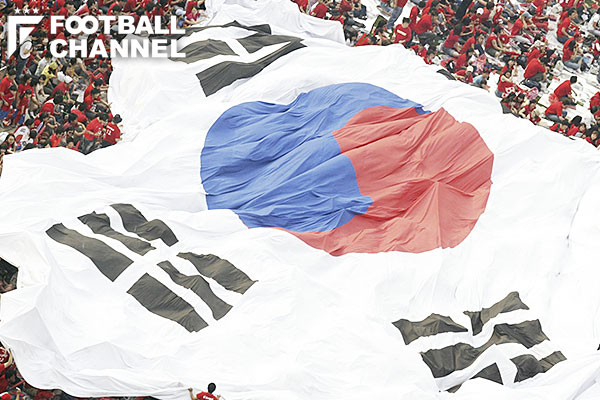 U-23韓国代表が準決勝進出【写真:Getty Images】
