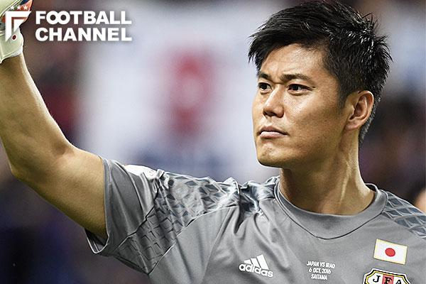 日本代表のGK川島永嗣【写真:Getty Images】