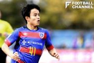 今季はFC東京U-23が主戦場となっている久保建英