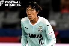 今季からジュビロ磐田でプレーしているMF中村俊輔