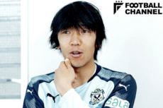 今季からジュビロ磐田でプレーするMF中村俊輔