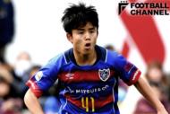 FC東京U-23でプレーするFW久保建英