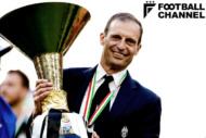 就任後セリエA3連覇を果たしたユベントスのマッシミリアーノ・アッレグリ監督