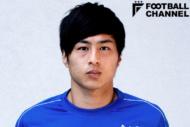 日本代表メンバーに初めて招集された加藤恒平