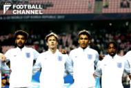 U-20イングランド