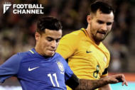 オーストラリア対ブラジル